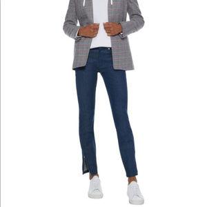A.P.C Jean Mega Moulant Indigo Skinny Jeans 28